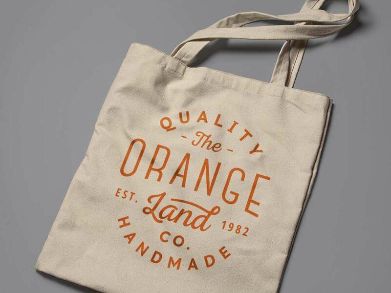 The Orange Land