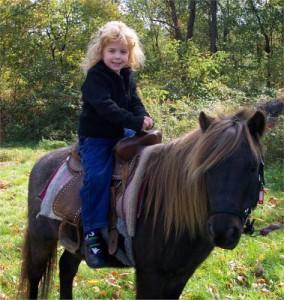 2 Child Pony 2 L