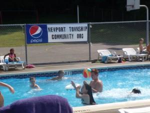 2 In Pool Swim Aug