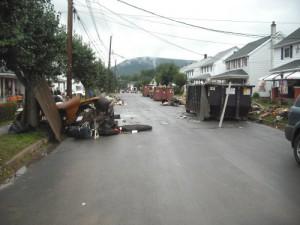 34 Mocanaqua Flood Damage