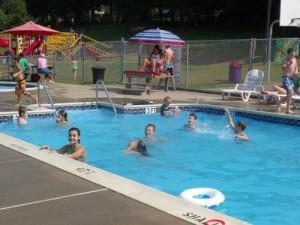 3 In Pool Swim Aug