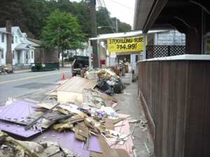 z 12 Flood Damage in Shickshinny