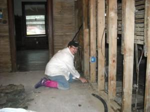 z 13 Flood Damage in Shickshinny