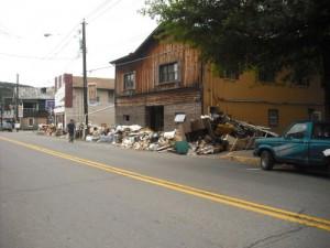z 1 Flood Damaage in Shickshinny