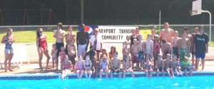 z 8 Swiming Event (Photo) 1